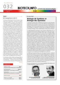 Biotech numéro 032