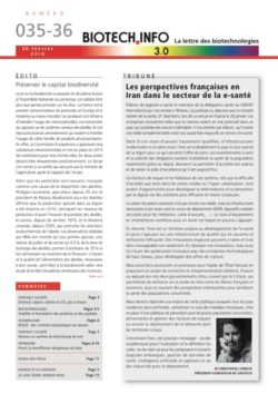 Biotech numéro 035-36
