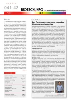 Biotech numéro 041-42