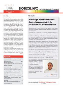Biotech numéro 046