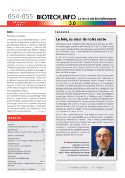 Biotech numéro 054-55