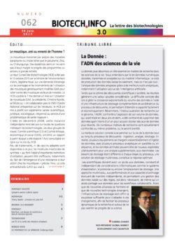 Biotech numéro 062