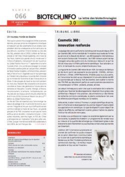 Biotech numéro 066