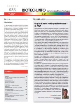 Biotech numéro 083