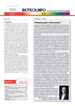 Biotech numéro 084