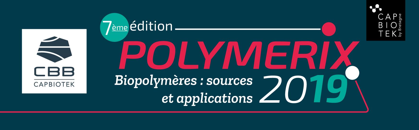 biotech info publicites bannière polymerix