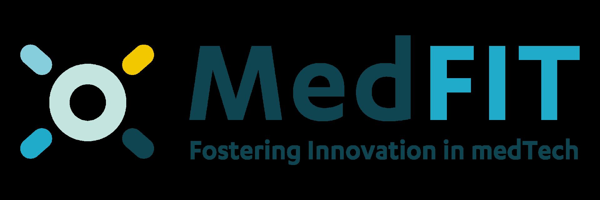 biotech info publicites logo medfit