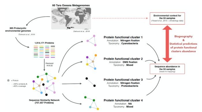 biotech info articles résumé graphique des méthodes employées par faure et al ( )