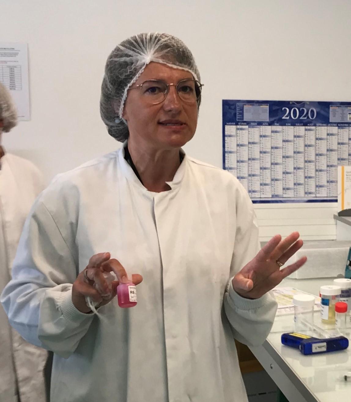 biotech info articles le flacon de protéines n sarscov