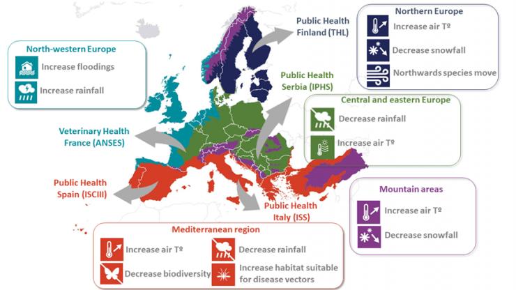 biotech info articles projet mood partenaires en europe image adaptee de l agence europeenne de l environnement eea c