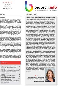 biotech info kiosque bti newsletter v