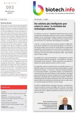 biotech info kiosque bti newsletter